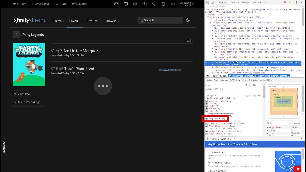How To Fix Xfinity Stream TV Endless Dots Progress Bar