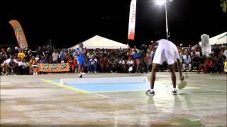 north west foundation monarch of court road tennis finals emar edwards vs darius gaskin game 2