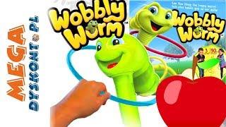 Wobbly Worm • Tańczący Robaczek • Spin Master • gry dla dzieci