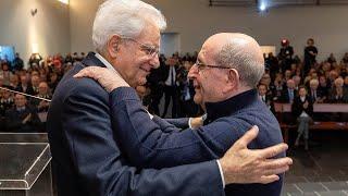 55 anni del Sermig alla presenza del Presidente Sergio Mattarella