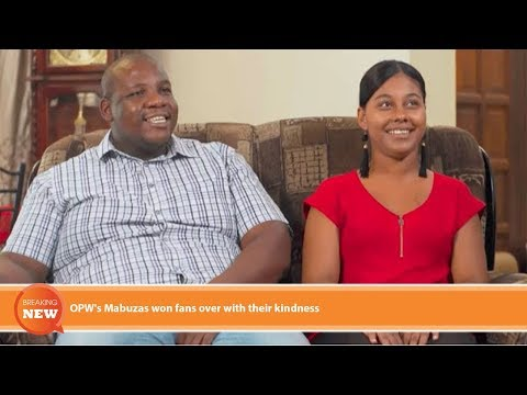Hot New: OPW's Mabuzas Won Fans Over With Their Kindness