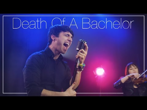 Panic! At The Disco: Death Of A Bachelor (Future Sunsets Cover) 4K