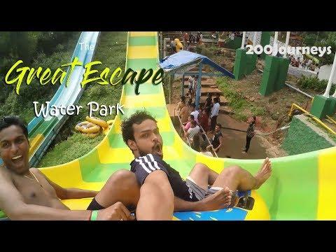 Great Escape Water Park Virar Mumbai