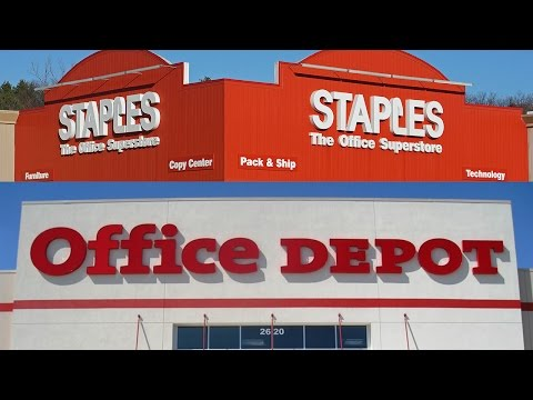 What Consumers and Investors Should Expect from a Mega Staples Office Depot Merger