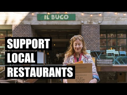 Support Local Restaurants – Episode 1: Il Buco & Brace in Co
