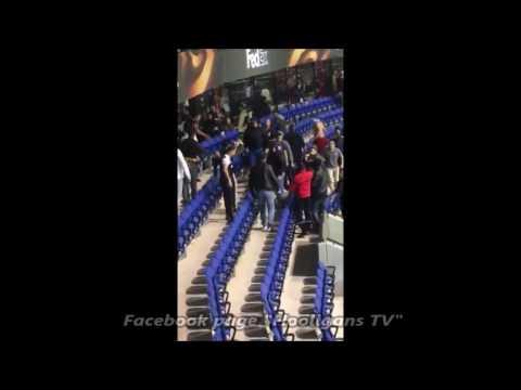 Riots: Lyon - Besiktas 13.04.2017