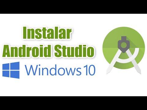 Como Instalar #android Studio En #windows 10 2019