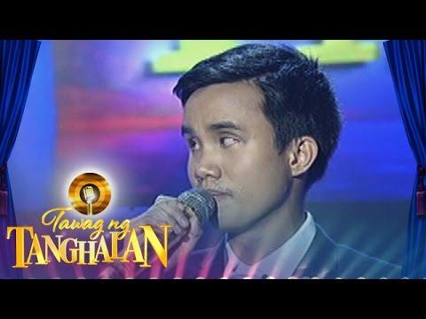 Tawag ng Tanghalan: Carlmalone Montecido | Maghintay Ka Lamang (Round 6 Semifinals)