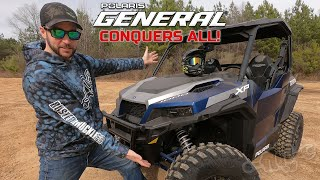 2020 Polaris General XP 1000 Review and Ride
