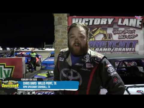 RPM Speedway 5th Annual Smackdown Factory Stock Feature Highlights