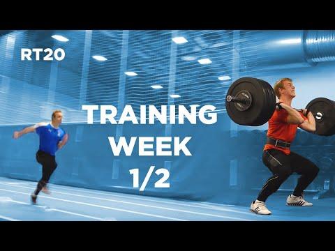 Sprint Training Week | Road To 20