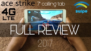 Swipe ace strike 4G full review 2017 | PROS AND CONS EXPLAINED