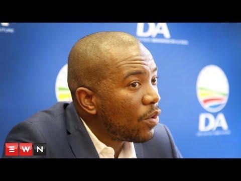 DA tables motion to dissolve Parliament