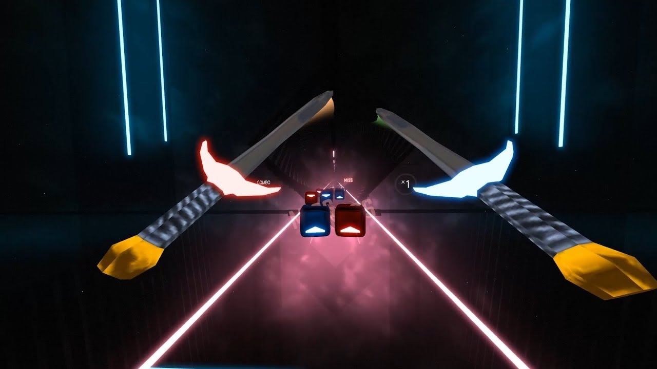 Beat Saber Modding Group - finished-sabers