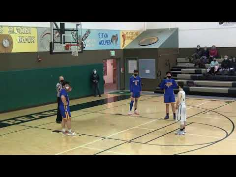 Monday - Haines High School vs Metlakatla Chiefs - February 15 - 2021