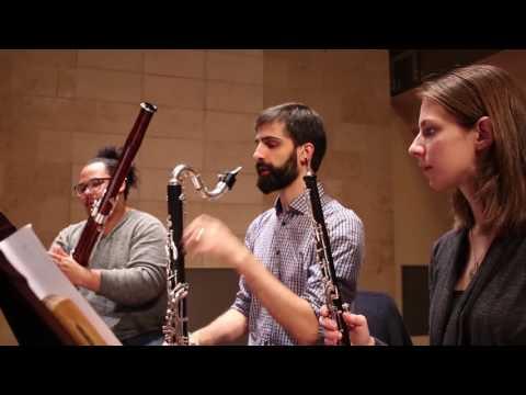Rehearsal Snapshot: Woodwind Chamber Music