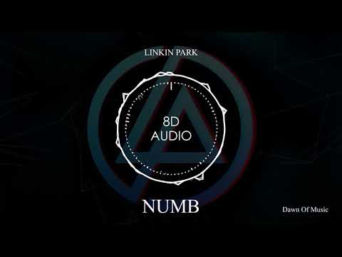 Linkin Park - Numb | 8D Audio 🎧 || Dawn of Music ||