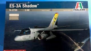 Sprue Review 1 48 Italeri ES 3A Shadow