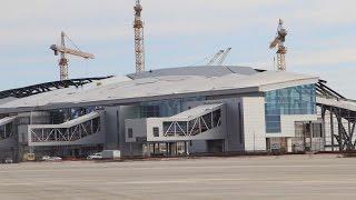 Международный аэропорт Ростова-на-Дону Платов за год до открытия