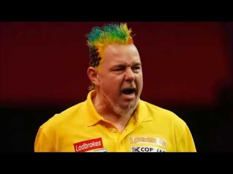 Peter Wright walk on