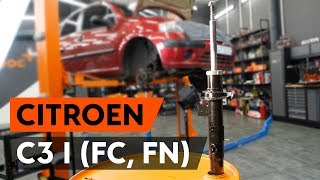 Video tutorial per CITROËN - per mantenere la Sua auto in perfetta forma