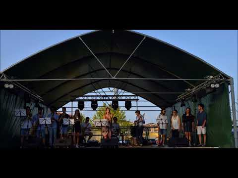 Young People - Fulton Street cover (The Sunrises & friends live)