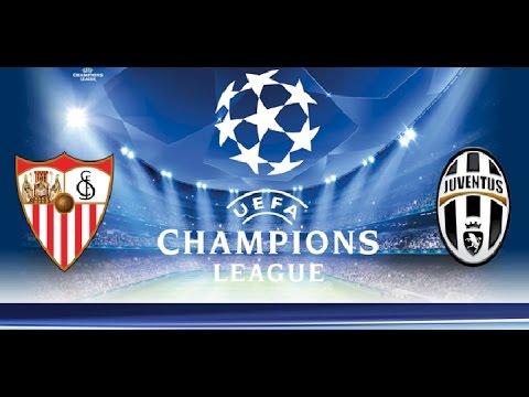FIFA 17 - SEVILLA FC VS JUVENTUS GAMEPLAY - UEFA CHAMPIONS LEAGUE