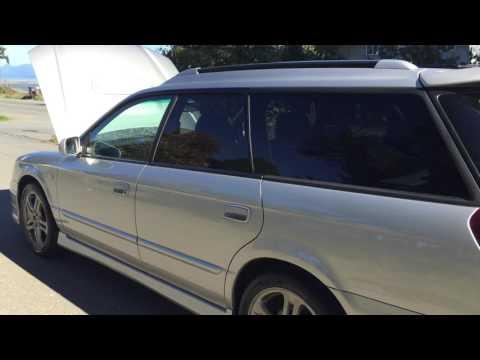 2000 Subaru Legacy GT E-Tune 2.0L Twin Turbo JDM 280HP