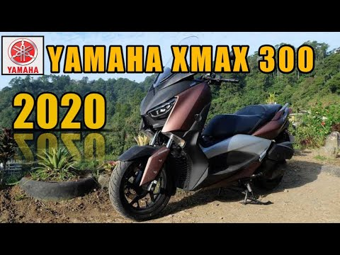 YAMAHA XMAX 2020 REVIEW PHILIPPINES