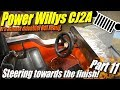 Mini Willys CJ2A Part 11: Making the Steering Actually Work