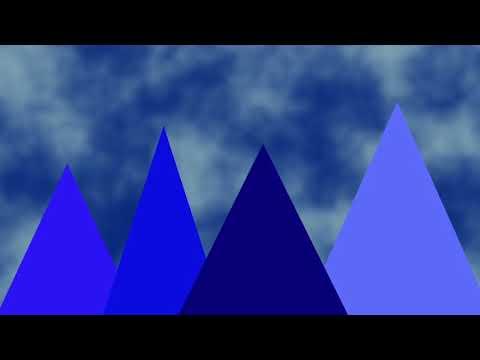 Aoi Sanmyaku Blue Mountain Range