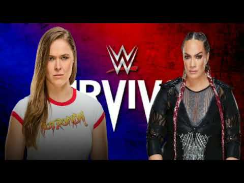 WWE Survivor Series Dream Card 2018 [HD]
