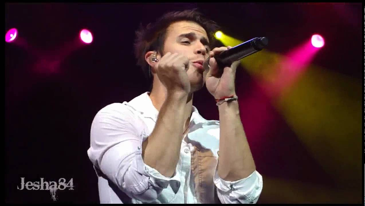 Kris Allen - Cant Stay Away - Atlantic City, NJ 8/7/10