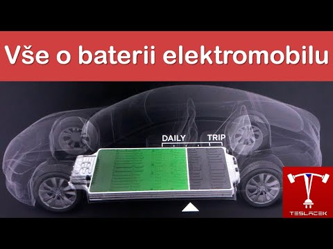 #114 Tesla Baterie 101 | Teslacek