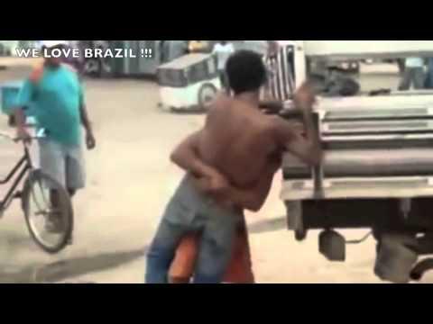 WE LOVE BRAZIL 2015 #01 Brasil fail compilation 01
