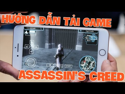 HƯỚNG DẪN TẢI GAME ASSASSIN'S CREED CHO ANDROID 🎮