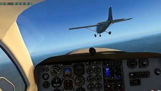 X Plane 11 propwash effect