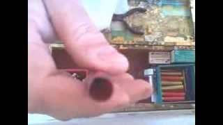 método simples para recarregar cartucho...