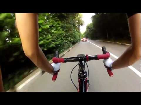 Mount Faber ASCENT and DESCENT - (POINT OF VIEW) 1080p SINGAPORE