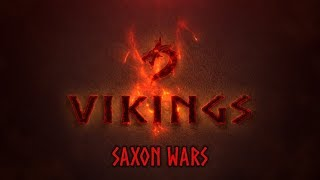 Saxon Wars – King Sigfred, Charlemagne, Widukind and the First Viking Raid On France