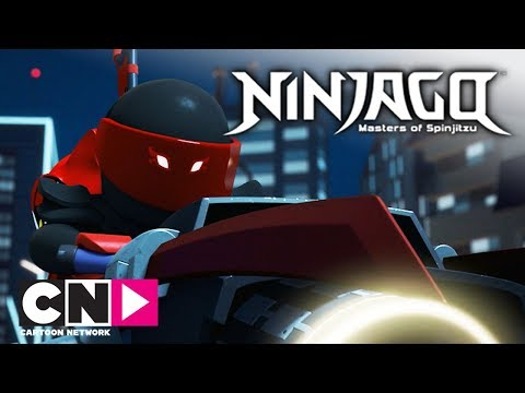 LEGO Ниндзяго | Сыны Гармадона | Cartoon Network