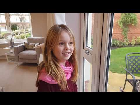 Taylor wimpey Kentdale viewing with Ruby