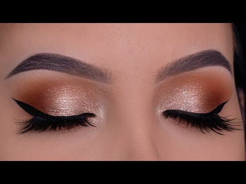 Soft Wearable GLAM Eye Makeup Tutorial thumbnail