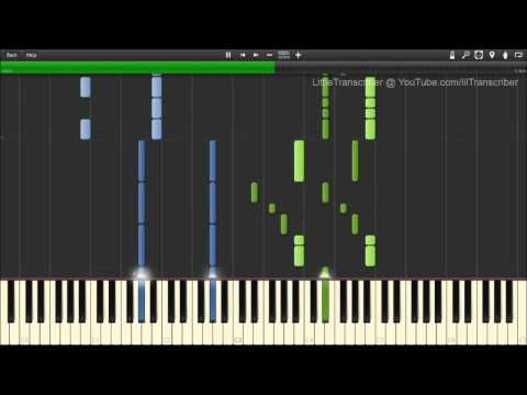 The Band Perry - DONE. (Piano Cover) by LittleTranscriber