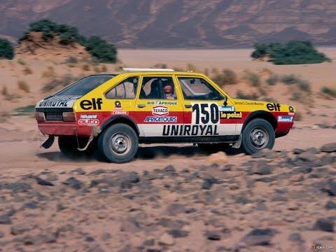 Paris Dakar 1982