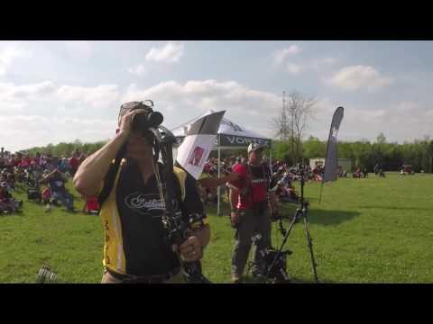 2017 ASA Paris TX Senior Pro shoot down