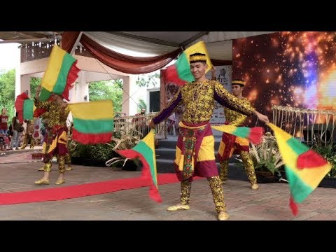 Philippines Mindanao Folk Dance Medley @ World Indigenous Arts Festival Shah Alam thumbnail