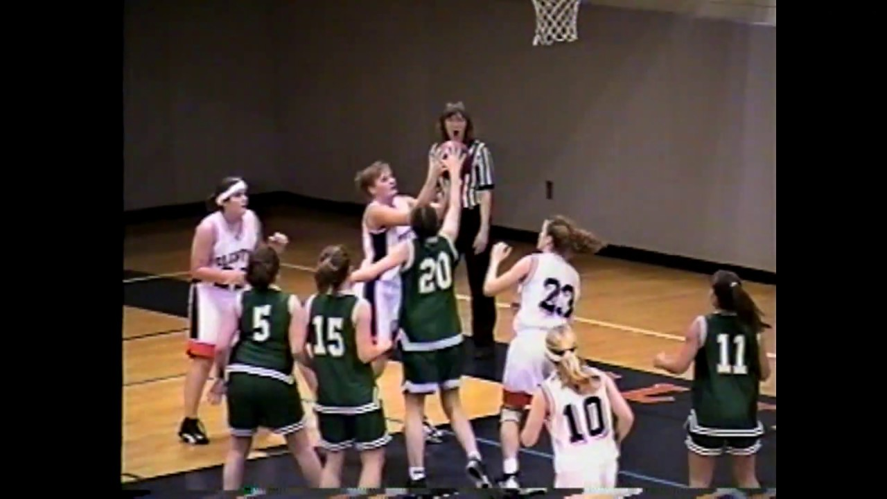 Clinton - Vt. Tech Women  11-15-99