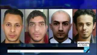 """Attaques terroristes de Paris : """"Très gentils! Des gens sympas, corrects"""" - Le point sur l"""