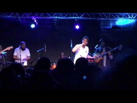 Oddisee Live at Brighton Music Hall - 05/30/2017